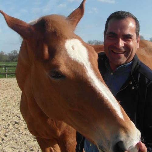 Christophe SEGUIN Horse Connect Concept, Horse Coaching